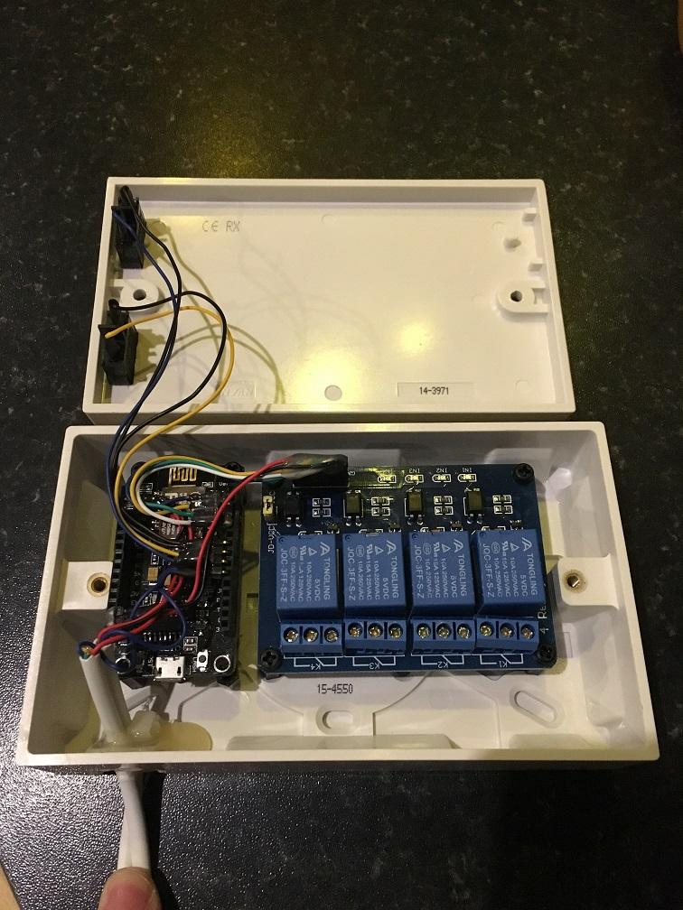 DIY Smart Home Heating Control System – www DavidHunt ie