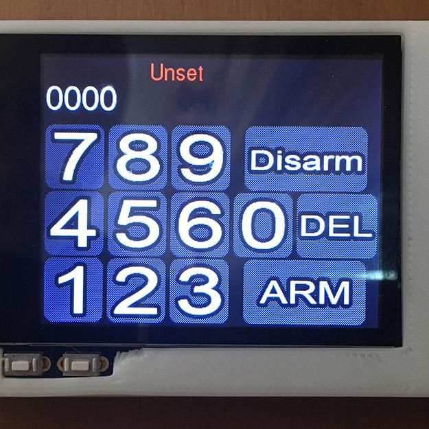 DIY Intruder Alarm System – www DavidHunt ie