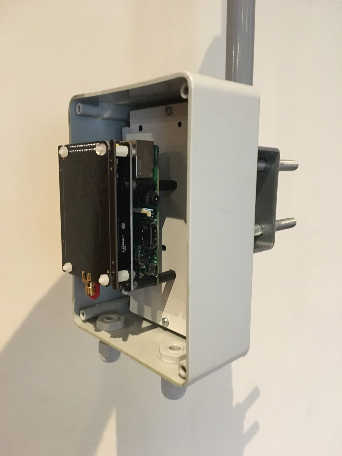 LoRaWAN Gateway Build with Raspberry Pi – www DavidHunt ie
