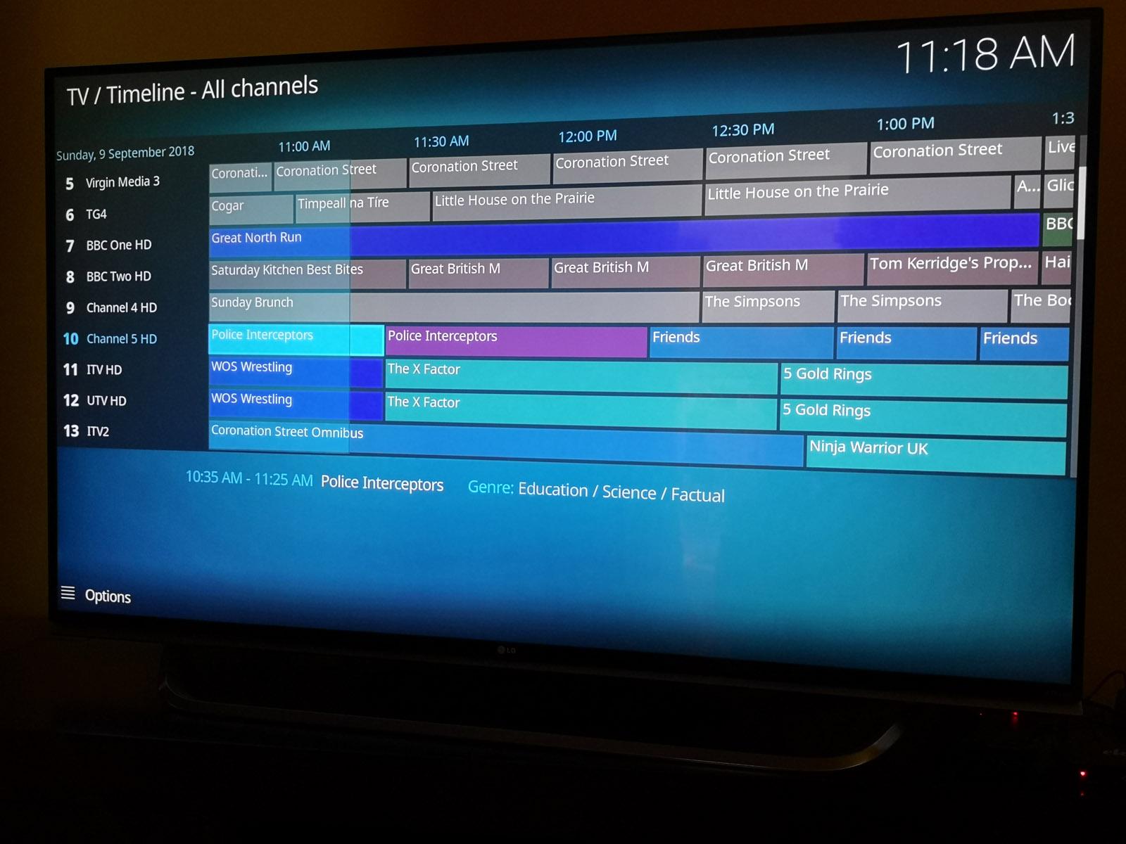 New TV Distribution System (No More Sky) – www DavidHunt ie